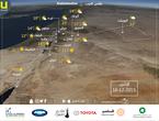 الأردن | حالة الطقس ودرجات الحرارة العظمى والصغرى المتوقعة يوم الاثنين 16/12/2019