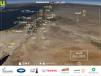 Jordan Weather forecast and maximum and minimum temperatures expected on Wednesday 29/1/2020