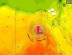 الاربعاء | توقعات بطقس مستقر مع استمرار ارتفاع درجات الحرارة واتربة مثُارة على صعيد مصر