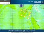 الأربعاء: تستمر درجات الحرارة بالارتفاع مع رياح نشطة مثيرة للغبار