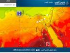 الثلاثاء   انخفاض بدرجات الحرارة وأتربة مثارة على وسط وجنوب مصر