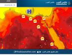 الثلاثاء   ارتفاع أخر على درجات الحرارة مع استمرار الطقس مستقر على مصر