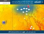 الخميس.. تشكل منخفض إلى الشمال من سواحل مصر يصاحبه هطولات غزيرة على أجزاء من السواحل الشمالية والدلتا