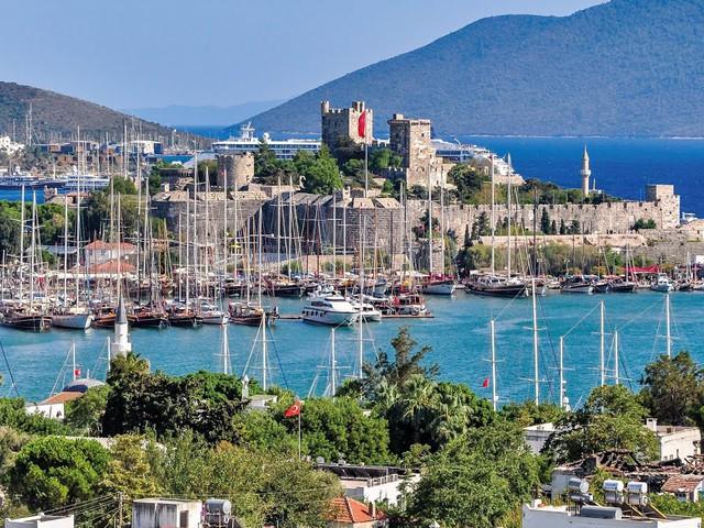 بودروم التركية.. 5 وجهات سياحية عليك زيارتها