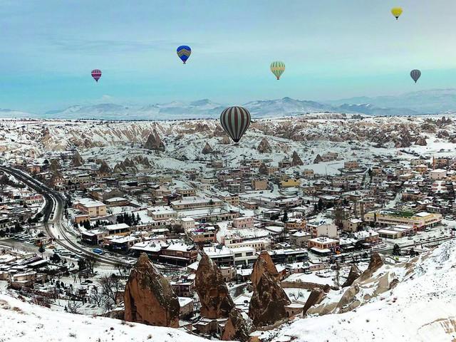5 أماكن في تركيا  يجب أن تزورها قبل انتهاء فصل الشتاء ... بالصور