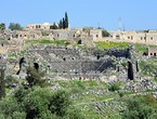 مدينة جدارا ( أم قيس – شمال الأردن ) تشهد نشاطا في السياحة الثقافية