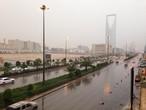 الجمعة.. توقع استمرار تأثر أجزاء مختلفة من المملكة بحالة عدم استقرار جوي