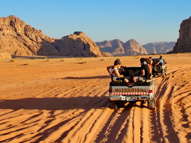 5 حقائق تجعل من الأردن وجهة سياحيّة تستحق الاستكشاف