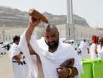 مكة المكرمة | رياح شرقية ترفع درجات الحرارة بشكل كبير نهار الجمعة و تنبيه من ضربات الشمس