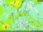العاصفة أوفيليا في وسط المحيط الأطلسي ومسار نادر متوقع