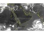 الحالة المدارية فى بحر العرب