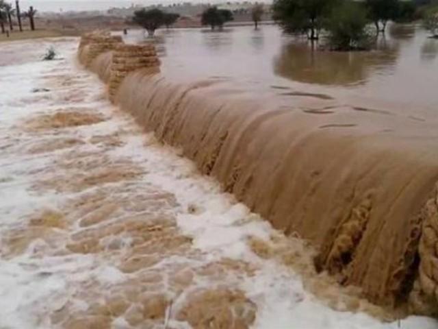 اليمن... وفاة 3 أشخاص بسبب السيول  في محافظة تعز