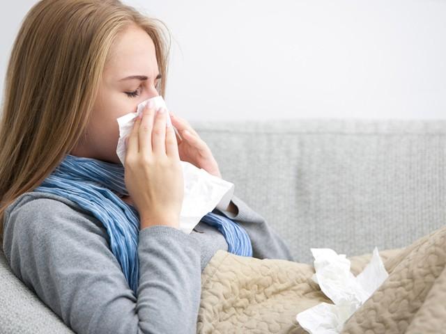 علاج الزكام والانفلونزا والفرق بينهما