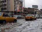 استمرار المنخفض على العراق حتى الأحد... وتنبيه من تشكل السيول والصقيع