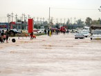 العراق | حالة قوية من عدم الاستقرار الجويتبلغ ذروتها فجر وصباح الاثنين