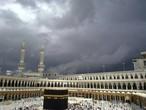 طقس الحج.. استمرار فرصة هطول زخات الأمطار الرعديةعلى مكة المكرمة