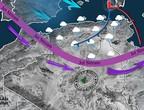 اضطراب جــوي سريع الحركة سيخص المناطق الشمالية للجزائر