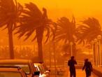 تنبيه متقدم   موجة من الغبار الكثيف يُتوقع تأثيرها على مدينة جدة نهار الأحد
