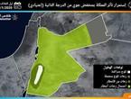 الأردن-إستمرار المنخفض الجوي الليلة وتراجعه عن بعض المناطق