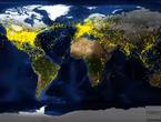 فيديو يرصد حركة الطائرات حول العالم خلال يوم كامل في دقيقة